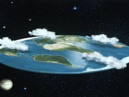 Neulich auf der Flat-Earth-Konferenz