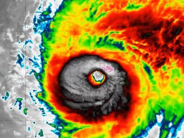 Dieser Hurrikan rollt gerade auf Europa zu – und es sieht nicht gut aus