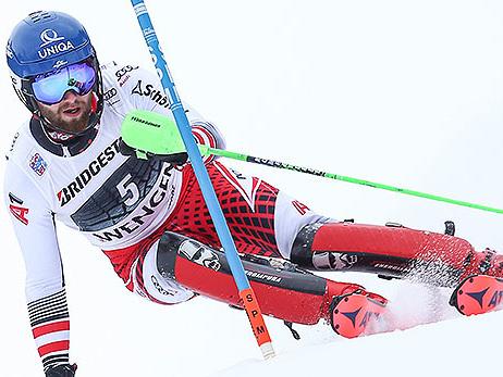 Ski Alpin: Marco Schwarz gewinnt Kombination in Wengen