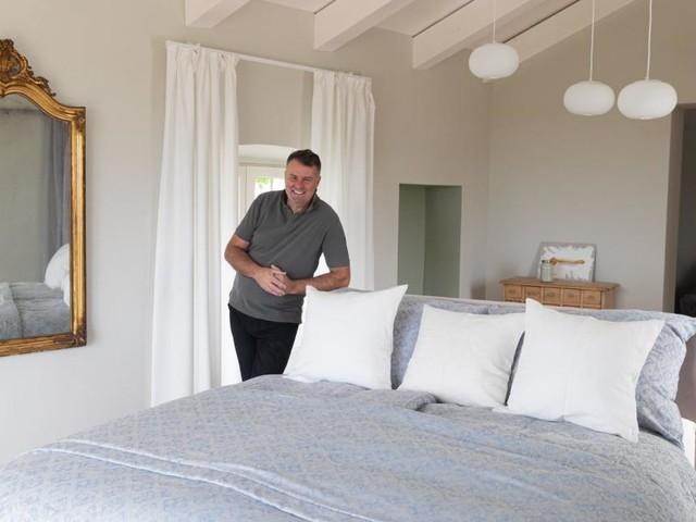Haubenkoch Tom Riederer: In einem Schlafzimmer mit Aussicht