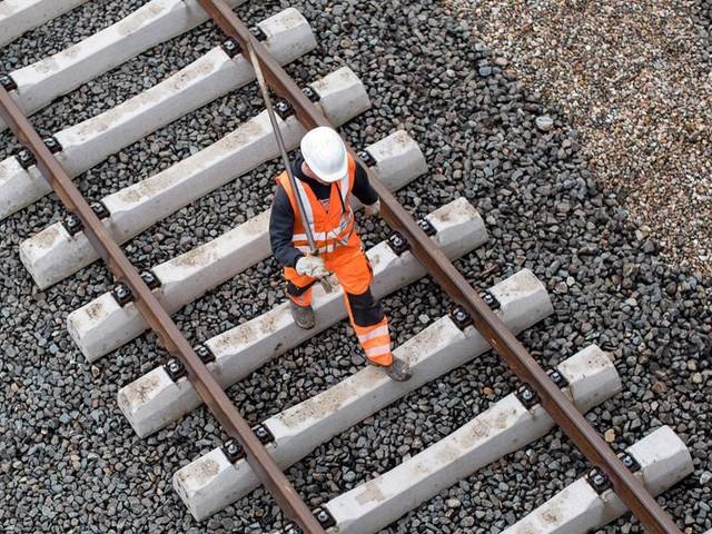 Auf diesen Bahnstrecken in Hessen wird im Sommer gebaut