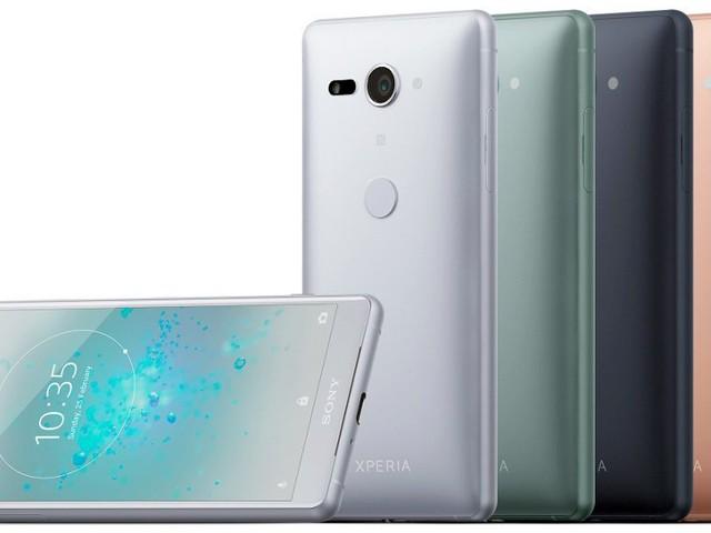 Sony XZ2 und XZ2 Compact in allen Farben