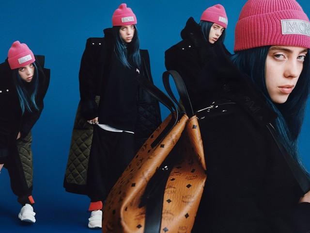 Billie Eilish begeistert Fans mit Cover für britische «Vogue»