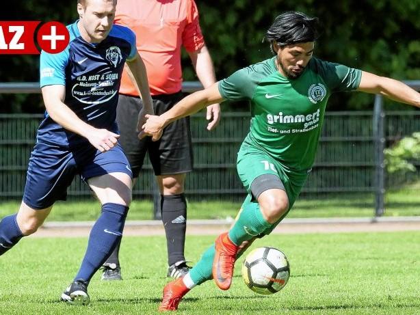 Fussball: TVD Velbert: Bäumer geben sich im Pokal keine Blöße