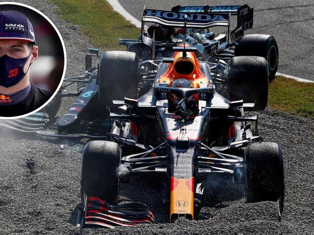 Nach Crash mit Hamilton: Verstappen mit Startplatzstrafe in Sotschi