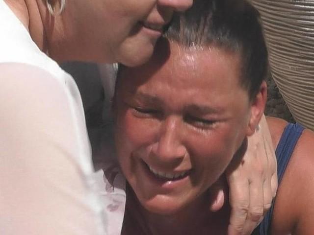 Promi Big Brother: Bei Simone Mecky-Ballack fließen die Tränen