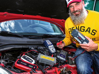 Autobatterie-Ladegeräte: Test Acht Autobatterie-Ladegeräte unter 90 Euro im Test
