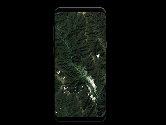 Skyline: Ziemlich coole Wallpaper-App für Android