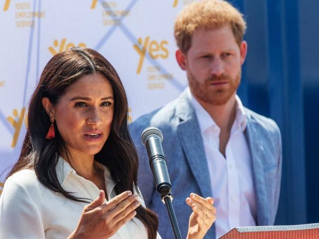 Meghan und Harry erheben neue Vorwürfe gegen die Queen