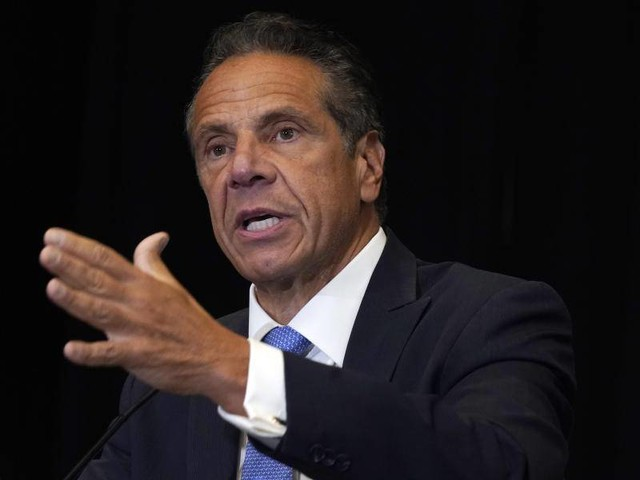 New Yorker Gouverneur: Biden fordert Rücktritt: Gouverneur Cuomo verliert Rückhalt