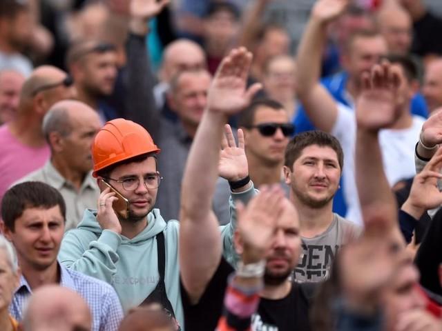 EU erkennt Wahlergebnis von Weißrussland nicht an