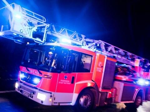 Nach Brand in Tiefgarage: 50 Menschen in Sicherheit gebracht