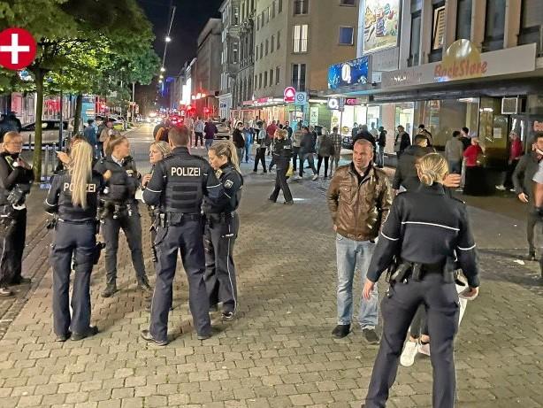 Polizei: Sprengstoff-Alarme in Hagen: Hier gibt es die Bilder