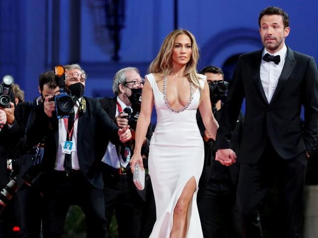 Premiere nach Liebes-Comeback: Großer Auftritt von Lopez und Affleck
