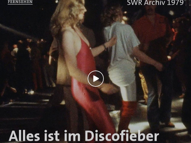 Disco Point Schorndorf 1979