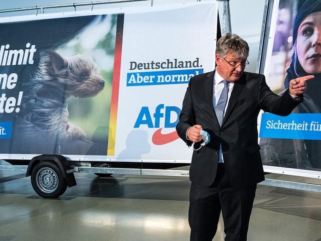 Bericht - Staatsanwaltschaft beantragt Aufhebung der Immunität von AfD-Chef Jörg Meuthen