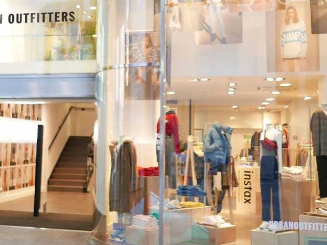 Urban Outfitters eröffnet erstes Geschäft in Italien