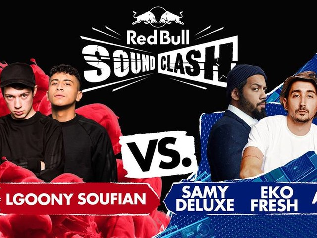 Der Red Bull Soundclash im Livestream