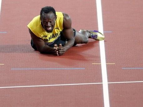 Leichtathletik-WM: Das große Drama des Usain Bolt