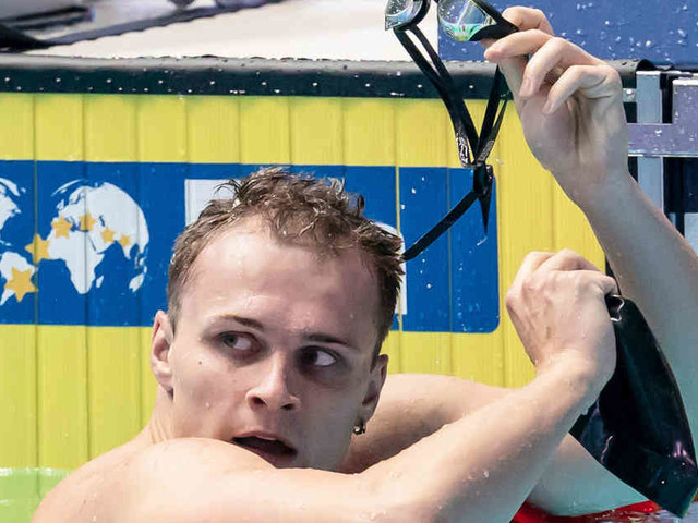 Kurzbahn-EM: Rückenschwimmer Diener und Lagenschwimmer Heintz holen Medaillen