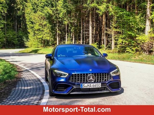 Mercedes AMG GT 63 S (2019) im Test: Der radikalere Panamera