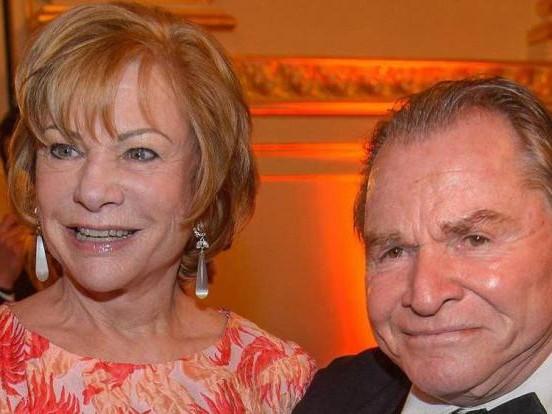 Überraschender Todesfall! Fritz Wepper trauert um seine Frau
