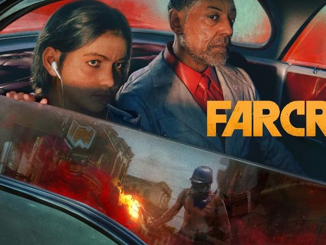 Far Cry 6 - Trailer: Giancarlo Esposito über Antón Castillo