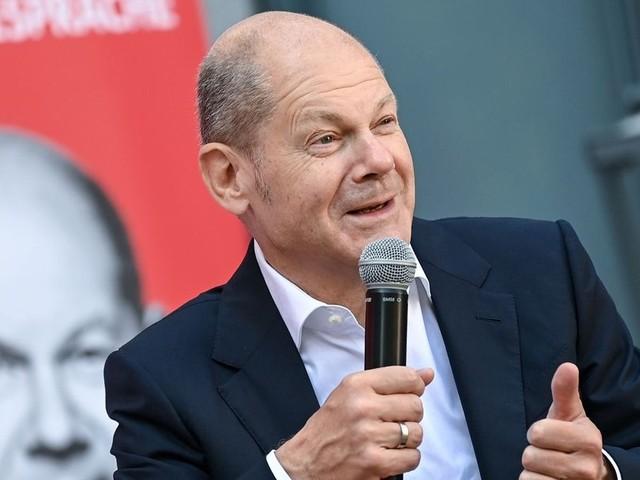 SPD liegt in Wahlumfrage deutlich vor der Union