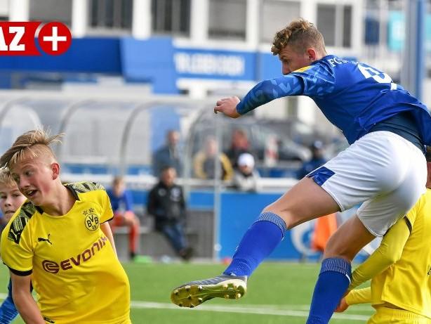 Jugendfußball: Vierter Sieg! Schalker U16 untermauert die Tabellenführung