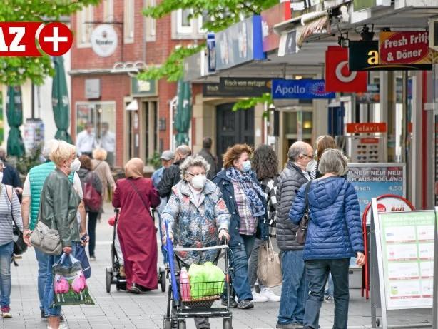 Corona: Inzidenz unter 100: Lockerung in Gladbeck schon bald möglich