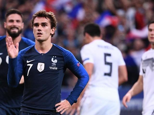 Nations League: Frankreich dreht Schlager gegen Deutschland