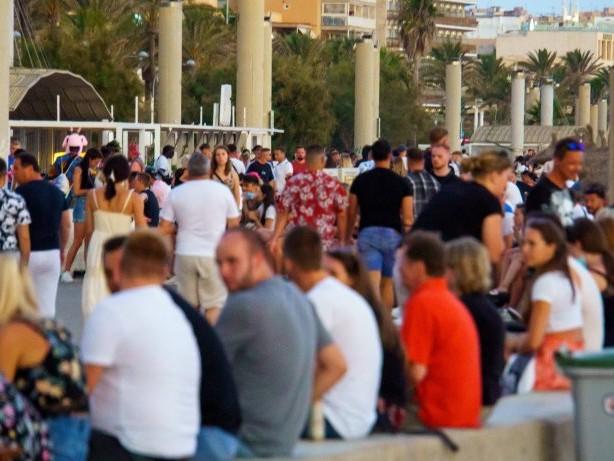 Corona-Pandemie: Mallorca: Inzidenz steigt - Insel wird Hochinzidenzgebiet