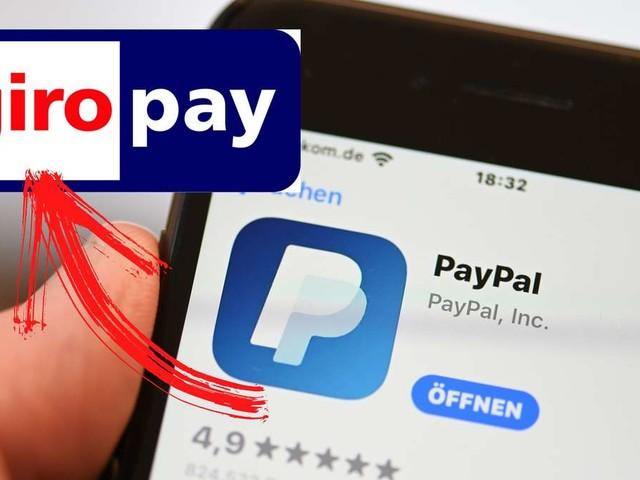Bezahl-Revolution bei Sparkassen: Banken wollen Kunden mit Giropay von Paypal weglocken