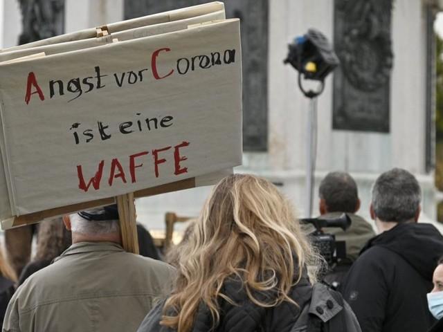 Politik mit der Angst: Wie Rechtsextreme Corona nutzen