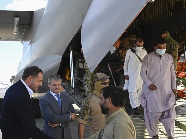 Offenbar nur rund 100 Ortskräfte von Bundeswehr aus Kabul ausgeflogen