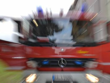 Kreis Bad Kissingen: Mähdrescher brennt komplett aus - 120.000 Euro Sachschaden