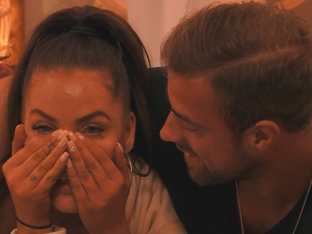 """""""Promi Big Brother"""": Der erste Promi ist raus: Tränen bei Janine"""