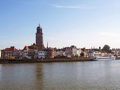 Verliebt in Deventer