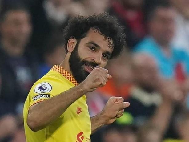 """FC Liverpool: 100. Reds-Tor von Salah - Klopp: """"Absolut herausragend"""""""