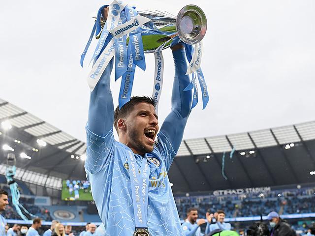Premier League: City-Star zum PL-Spieler der Saison gewählt