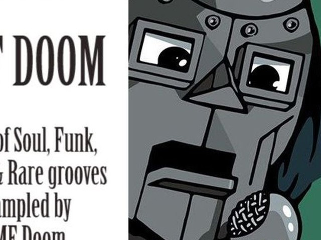 MF DOOM - THESE ARE THE BREAKS | The Audio Franchise Mixtape