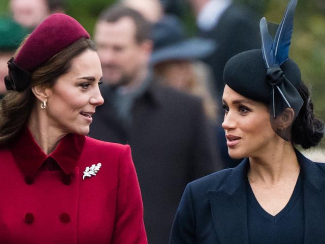 Ex-Butler von Lady Di: Meghan machte einen Fehler und soll von Kate lernen