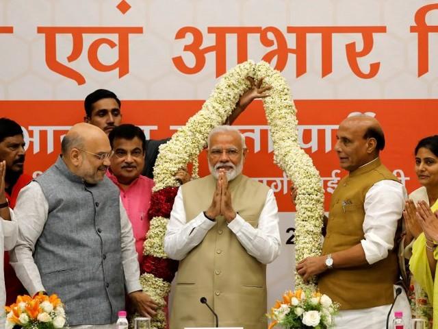 Klarer Wahlsieg: Modis Triumph - und was sich in Indien ändert