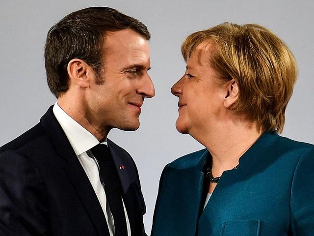 Vive la Konvergenz!: Merkel und Macron suchen die neue Nähe