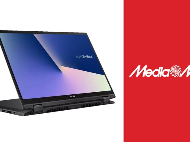 Media-Markt-Deal: Asus ZenBook Flip 14 günstiger