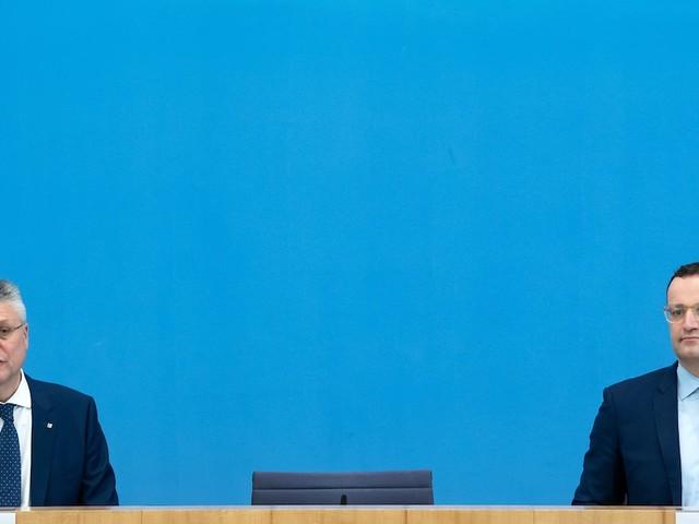 Pressekonferenz im Live-Ticker - Delta-Variante breitet sich aus: Jetzt informieren Spahn und Wieler über Corona-Lage