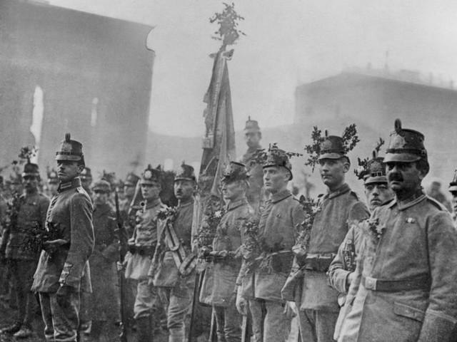 100 Jahre Republik: Als der Traum Wirklichkeit wurde