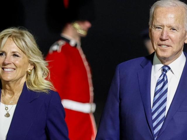 Empfang auf Schloss Windsor: Strenge Regeln für Joe Biden und First Lady