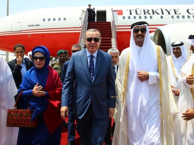 Neuer türkischer Militärstützpunkt in Katar: Kampfansage an den Kronprinzen