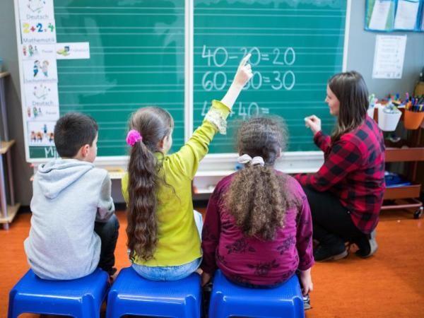 Sachsen investiert unterdurchschnittlich wenig in Bildung